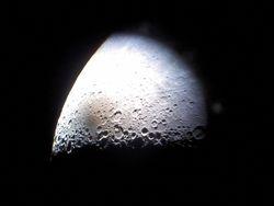Apollo 8 apprach ?