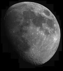 June 1st 2020 Moon 22:00 Hrs