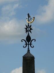 Horn On Top of the Obelisk