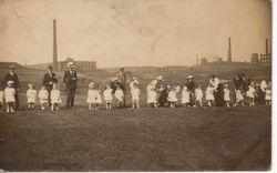 Baby Race 1915