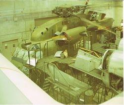 VMGR152 Hangar Typhoon Watch