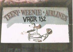 Sign at Flight Opps.