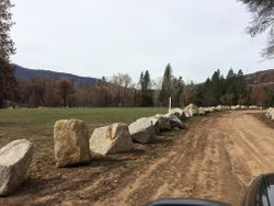 New rocks now on the 154