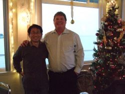 Gary and Kenji
