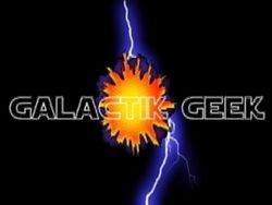 The Previous Galactik Geek Logo