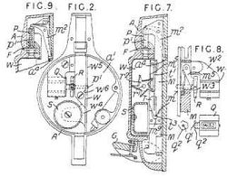 Barkers Ticket Punch Patent
