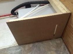 Tank box side