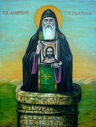 Sv.Alimpie stolpnik