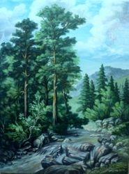 Planinski potok