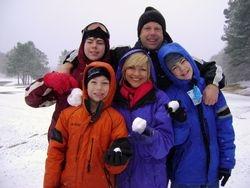 Snowball Brigade!