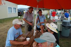 EAA 1114 members at the Wednesday AM breakfast, Classic Cafe