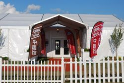 What used to be a hallowed area for homebuilders is now a Chinese Chalet!
