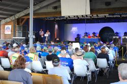 Well-attended annual meeting