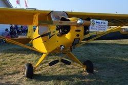Bob Epting's prize-winning J-3 Cub
