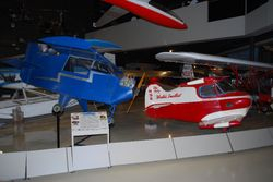 Stits mono- and biplanes, smallest of their kind