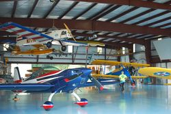 Pat Hartness' amazing collection of aircraft and large-scale model aircraft