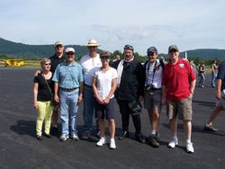 Part of the EAA1114 gang with The Baron, aka Johhny White