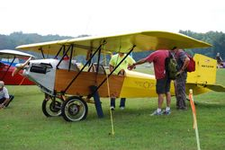 P.F. Buck's Corvair-powered Pietenpol
