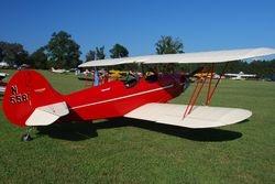 A very nice Hatz biplane