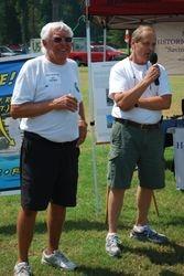 Pat Hartness and Ron Alexander
