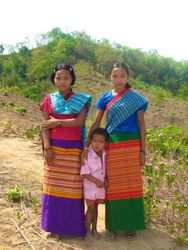 Tanchangya children at a remote area in Bandarban hill district, Bangladeshdesh