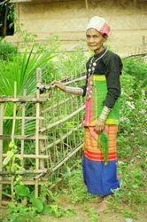 A tanchangya grandma