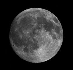 Moon - 16-17 May 2014