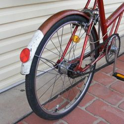 The Cursed Rear Wheel