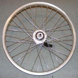 Let's make some wheels!