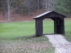 bridge on back 9