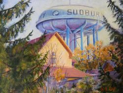 Sudbury Watertower