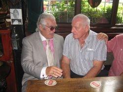 Joe Cornelius and Sean Regan