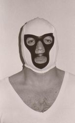 Masked Marvel II was former South African amateur ....