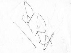 Paul Newby's Autographs