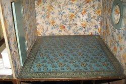 Right Bedroom Wallpaper and Flooring