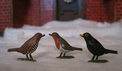 Britain's Lead Birds