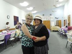 Brenda & Vickie
