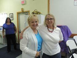 Donna & Laurie