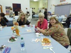 Cindy, Vickie K & Shelley