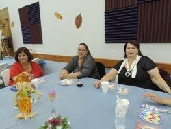 Kathy, Jody & Marie