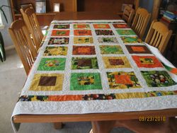 Box in a Box Quilt