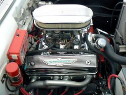1957 Ranchero Motor