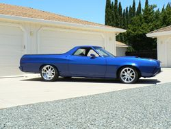 1972 Ranchero GT