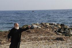 God save us, Greeks and refugees...