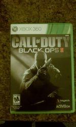 XBOX360 BLACK OPS II