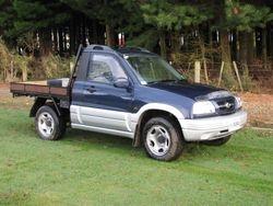 2004 Suzuki Grandvitara