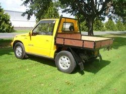 1989 Suzuki Escudo