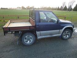 1996 Suzuki Escudo
