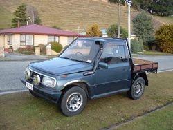1992 Suzuki escudo