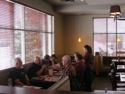 Burlington Hamfest Swiss Chalet Lunch